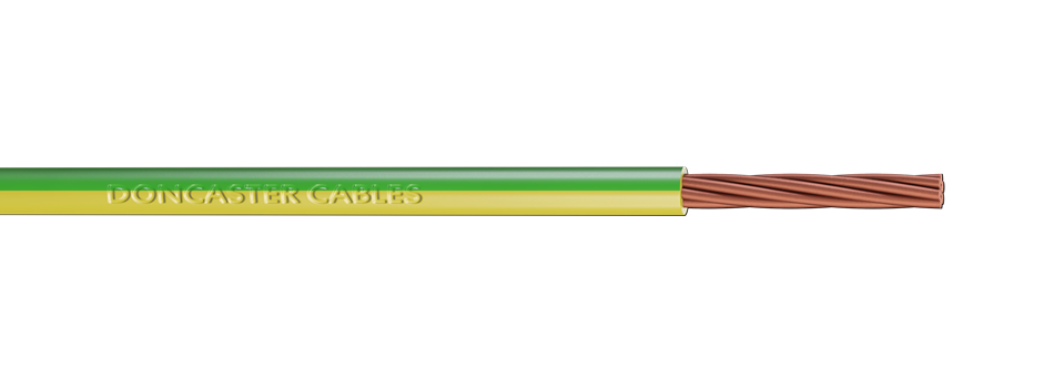 Pvc Cable Specification : Welcome to doncaster cables single core conduit
