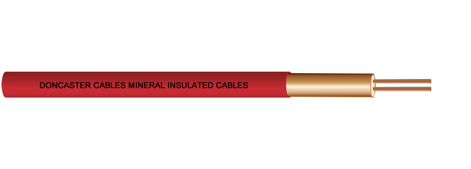 MINERAL INSULATED COPPER CABLES - Fire Survival Cable
